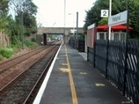 Wikipedia - Frizinghall railway station