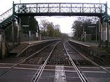 Wikipedia - Furness Vale railway station