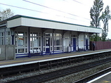 Wikipedia - Gatley railway station