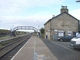 Wikipedia - Georgemas Junction railway station