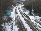 Wikipedia - Gilfach Fargoed railway station