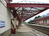 Wikipedia - Gleneagles railway station