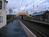 Wikipedia - Glengarnock railway station