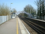 Wikipedia - Godstone railway station
