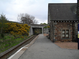 Wikipedia - Golspie railway station